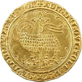 Jean II le Bon, mouton d'or