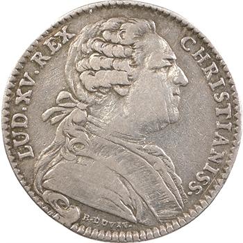 Louis XV, domination de la Corse et Ponte Novo, extraordinaire des guerres, 1769 Paris