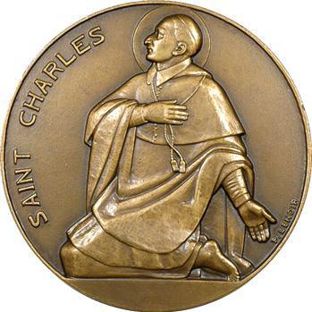Saints (série des), Saint Charles par P. Lenoir, s.d. Paris