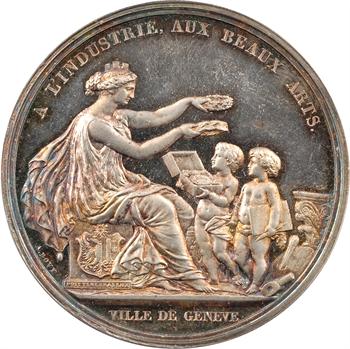 Suisse, Genève, prix des Beaux-Arts, par Bovy, s.d
