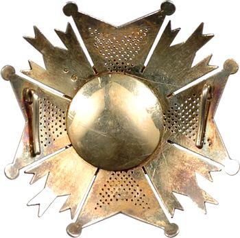 Espagne, Ordre de la Constance Militaire