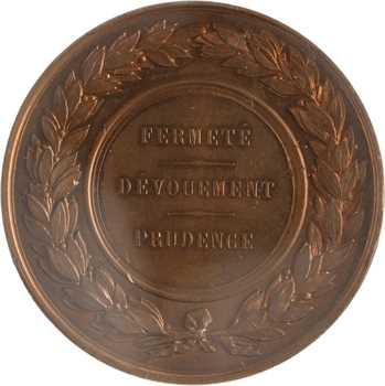 Égypte, la colonie française d'Alexandrie au chancelier Rouhaud, 1882 Paris, PCGS SP64