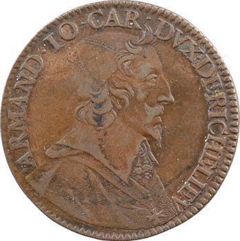 Parties casuelles, A.-J. du Plessis, cardinal et duc de Richelieu, 1639 Paris