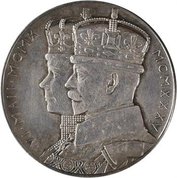 Royaume-Uni, Georges V, son Jubilée, 1910-1935