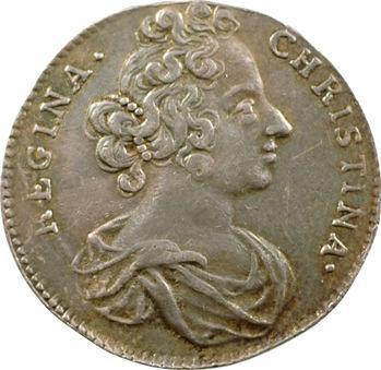 Suède, Christine de Suède, s.d