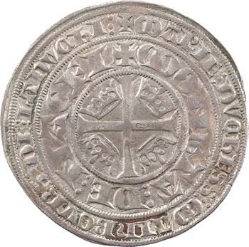 Lorraine (duché de), Marie de Blois, plaque, Nancy