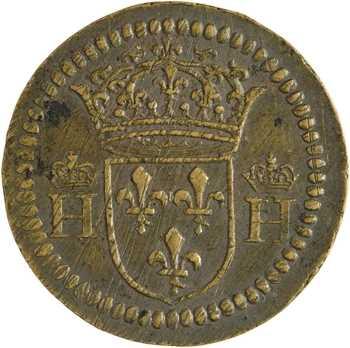 Henri III, poids monétaire du teston, s.d. (1574-1589)