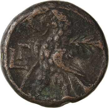 Égypte, Sévère Alexandre, tétradrachme, Alexandrie, An 3