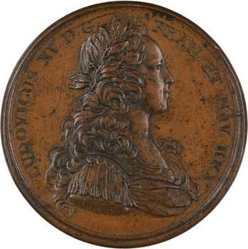 Russie/France/Turquie/Perse, Louis XV, médiation de la France entre la Turquie, la Russie et la Perse, 1724 Paris