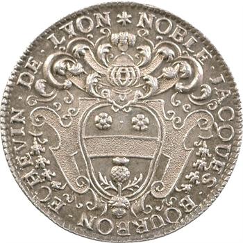 Lyonnais, Lyon (ville de), Jacques Bourbon, échevin, s.d. (1748-1749)
