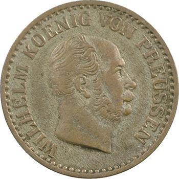 Allemagne, Prusse (royaume de), Guillaume Ier, gros d'argent, 1868 Berlin
