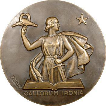 Guiraud (Georges) : Gallorum ironia, s.d. Paris