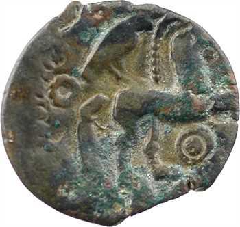 Parisii, bronze VENEXTOS, c.50-40 av. J.-C
