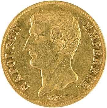 Premier Empire, 20 francs buste intermédiaire, An 12 Paris