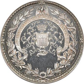 Second Empire, 2e Exposition régionale de Rennes, 1859 Paris