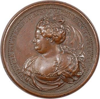 Lorraine : Élisabeth Charlotte d'Orléans, par Saint-Urbain, s.d