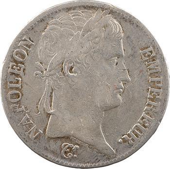 Premier Empire, 5 francs Empire, 1813 Perpignan