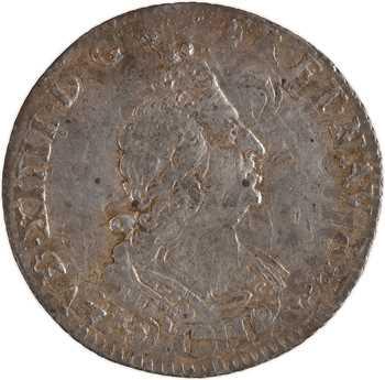 Louis XIV, douzième d'écu aux palmes, 169[?] Paris