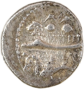Phénicie, Byblos, Aynel ? 1/16e de shekel, c.350-315. av. J.-C.