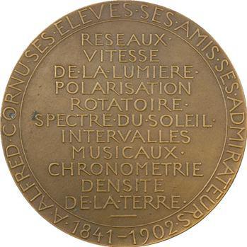 Chaplain (J.C.) : Alfred Cornu, 1905 Paris