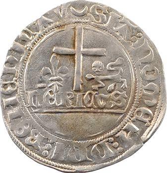 Henri VI, blanc aux écus, Châlons-en-Champagne