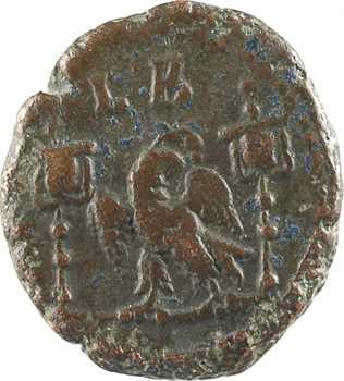Égypte, Carin, tétradrachme, Alexandrie, An 2 (283-284)