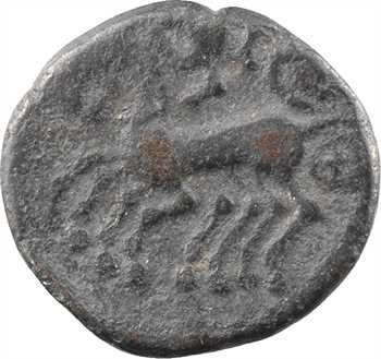 Allobroges, statère du type d'Annonay, Ier siècle av. J.-C
