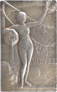 Niclausse (P.) : la Source Vittel (automobile-club de Lorraine, rallye Nancy), 1932 Paris