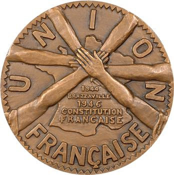 L'Union Française, par Bernstein, 1946 Paris