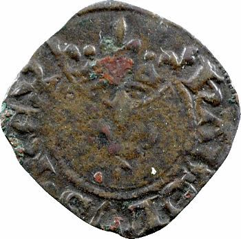 Charles VI, double parisis, 1re émission, Mirabel