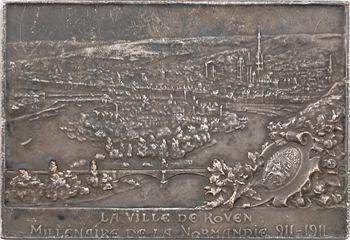 Normandie, millénaire de la création du Duché de Normandie, par A. Guilloux, 1911 Paris