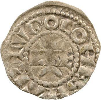 La Marche (comté de), Hugues XI, obole, s.d. (1249-1260)