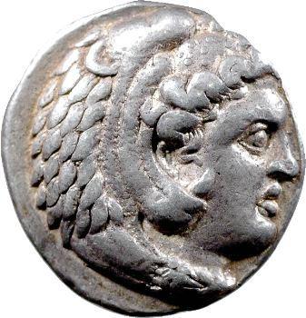 Macédoine, Alexandre le Grand, tétradrachme, Arade, 323-316 av. J.-C.