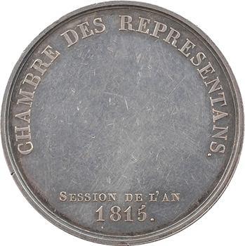 Cent Jours /Louis XVIII, la Chambre des Représentants, par Jeuffroy, 1815 Paris
