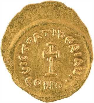Tibère II Constantin, trémissis, Constantinople, 578-582