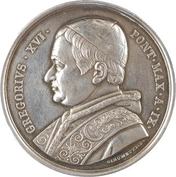 Vatican, Grégoire XVI, les canonisations de l'année, 1839 Rome