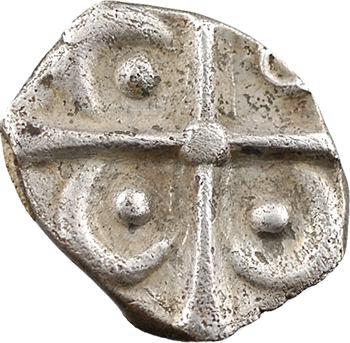 Tolosates, drachme à la tête négroïde, c.52 av. J.-C.