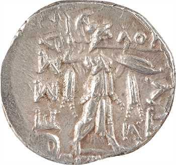 Confédération thessalienne, double victoriat, Larissa (?), c.196-146 av. J.-C.