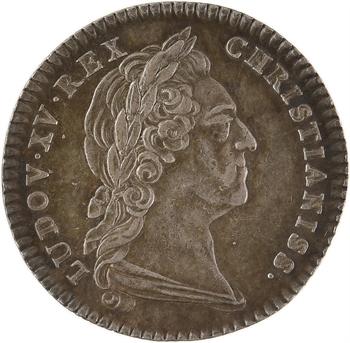 Bretagne (Etats de), jeton en argent des États de Rennes, 1770 Paris