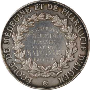Algérie, Alger, école de médecine et de pharmacie, 1903-1904 Paris
