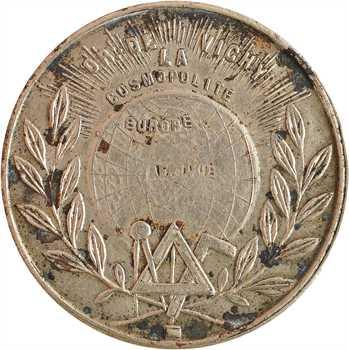 Orient de Vichy, la Cosmopolite, s.d. (IIIe République) Lyon