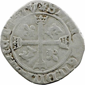 Charles VIII, Karolus du Dauphiné 2e type, Grenoble