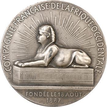 Afrique occidentale, Compagnie Française de l'Afrique Occidentale, 1929