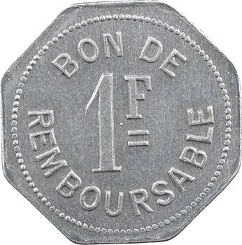 Comores, Société anonyme de la Grande Comore, 1 franc, s.d. (1915)