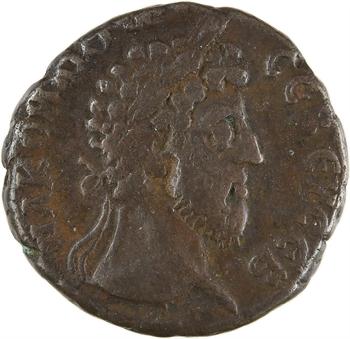Égypte, Commode, tétradrachme, Alexandrie, An 28 (187-188)