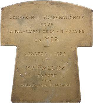 Prud'homme (G.-H.) : Les Veuves, attribution à la conférence pour la sauvegarde de la vie humaine, s.d. (1906) 1929 Paris