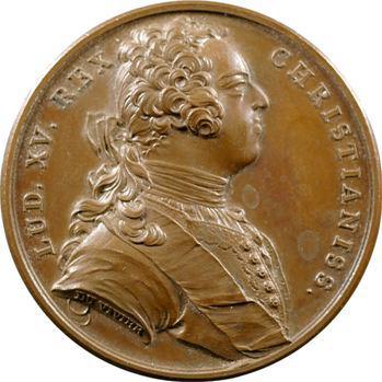 Louis XV, prise de Philippsbourg, 1734 Paris