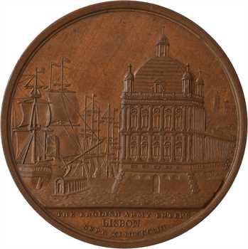Royaume-Uni, Portugal/France, la Bataille de Vimeiro, 1808
