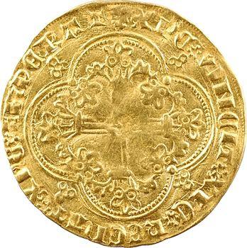 Charles V, franc à cheval du Dauphiné