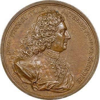 Évrard Titon du Tillet, par Curé, 1718